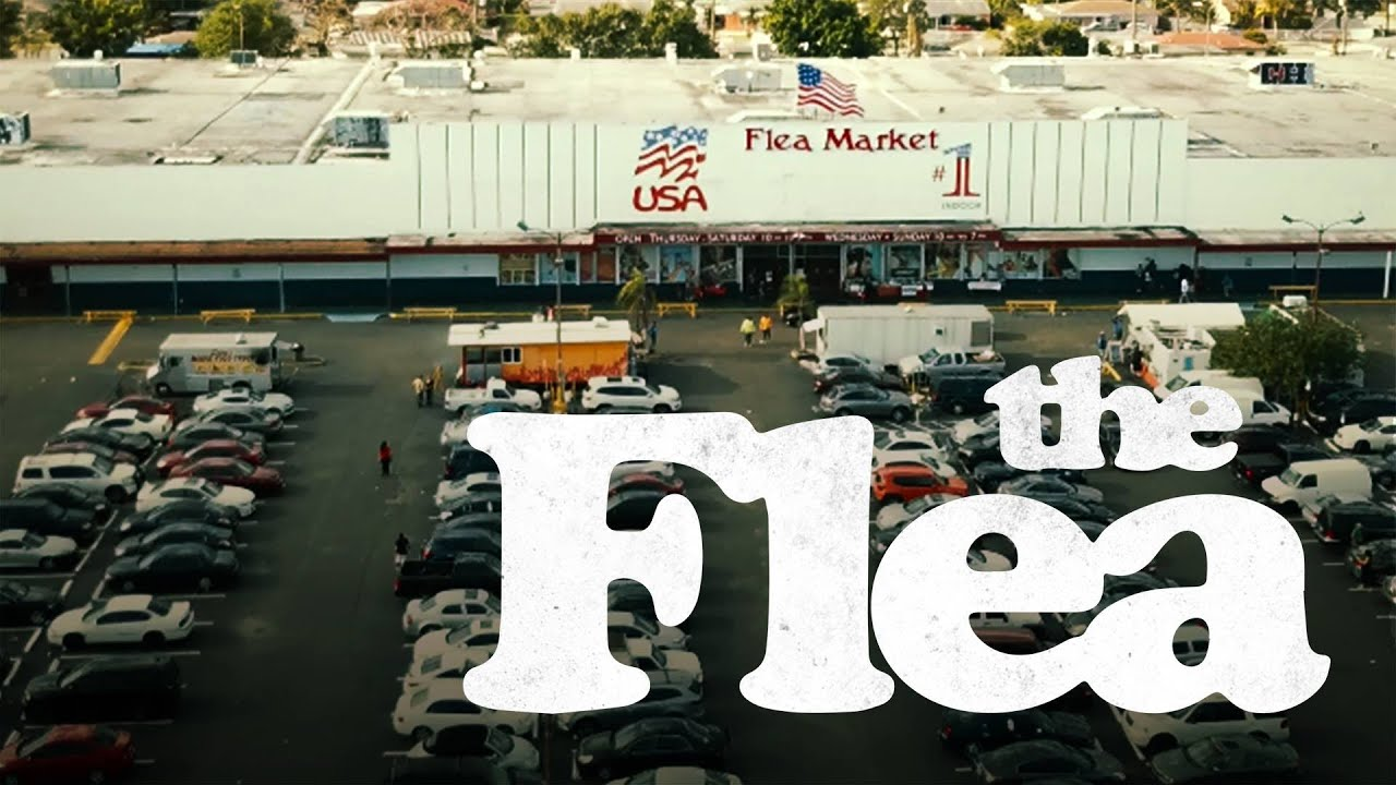 The Flea Movie Trailer | FlixHouse.com