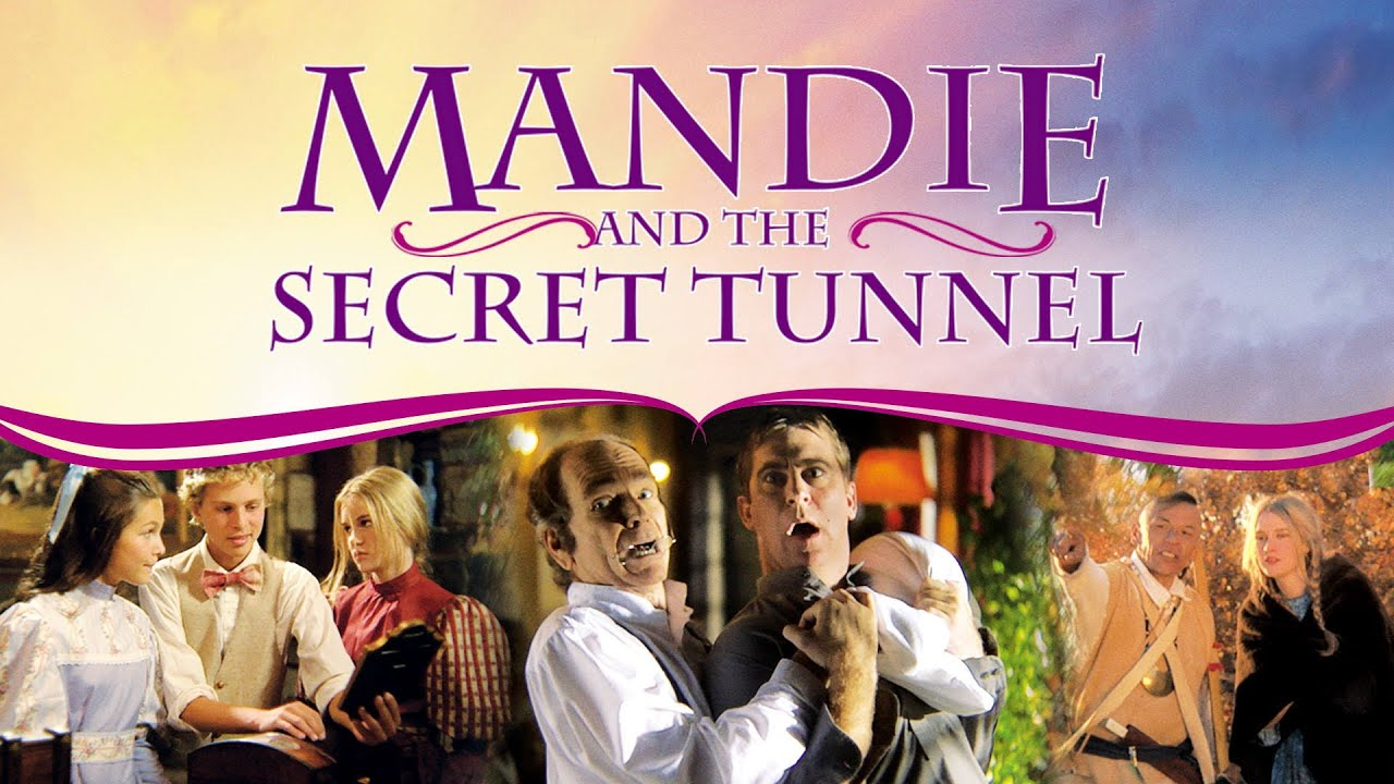 Mandie And The Secret Tunnel Movie Trailer   FlixHouse.com