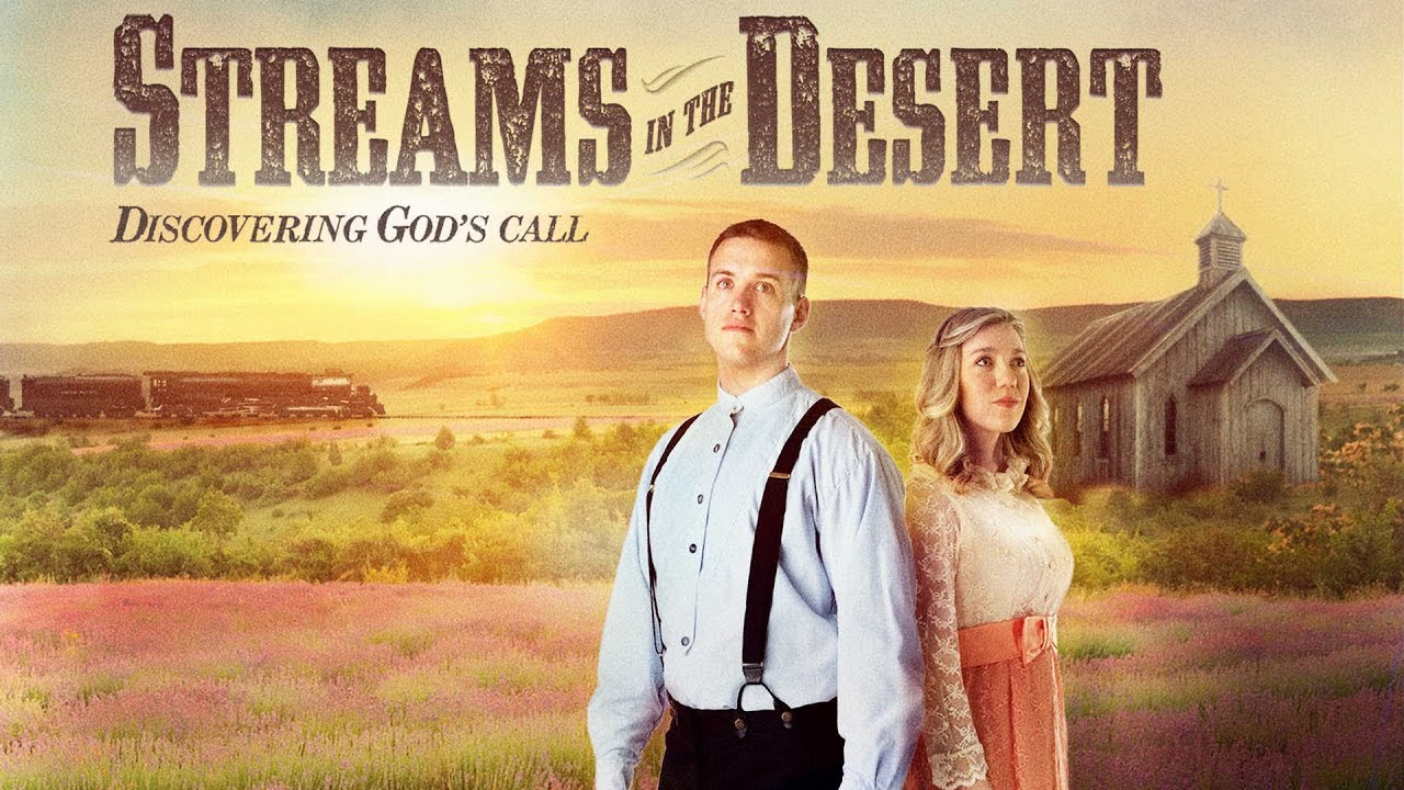 Streams In The Desert - Discovering God's Call Movie Trailer | FlixHouse.com