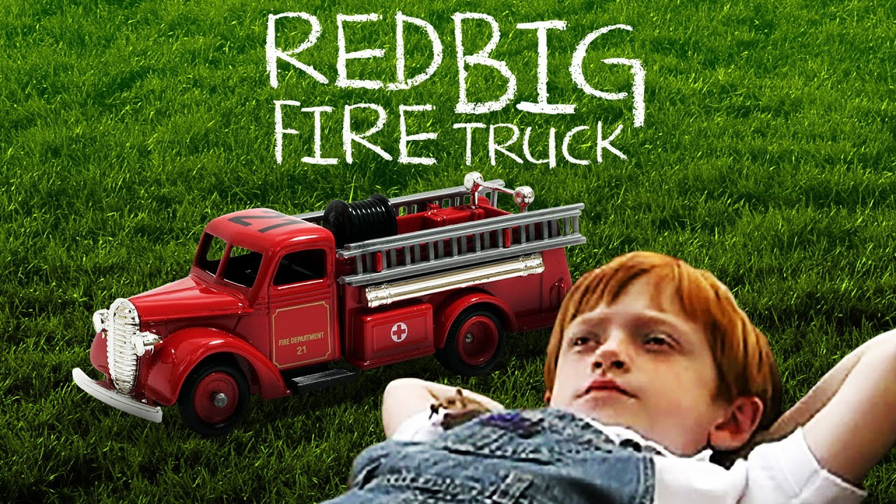 Red Big Fire Truck Movie Trailer | FlixHouse.com