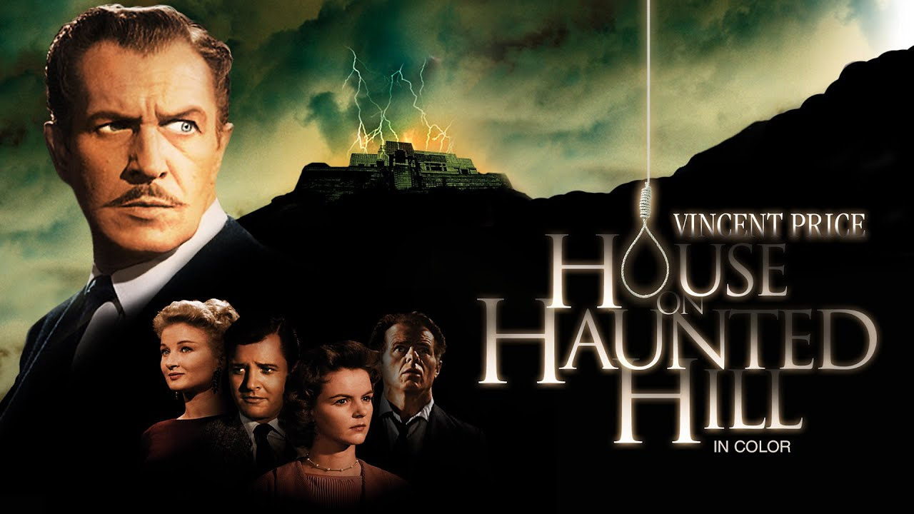 House On Haunted Hill (in Color) Movie Trailer | FlixHouse