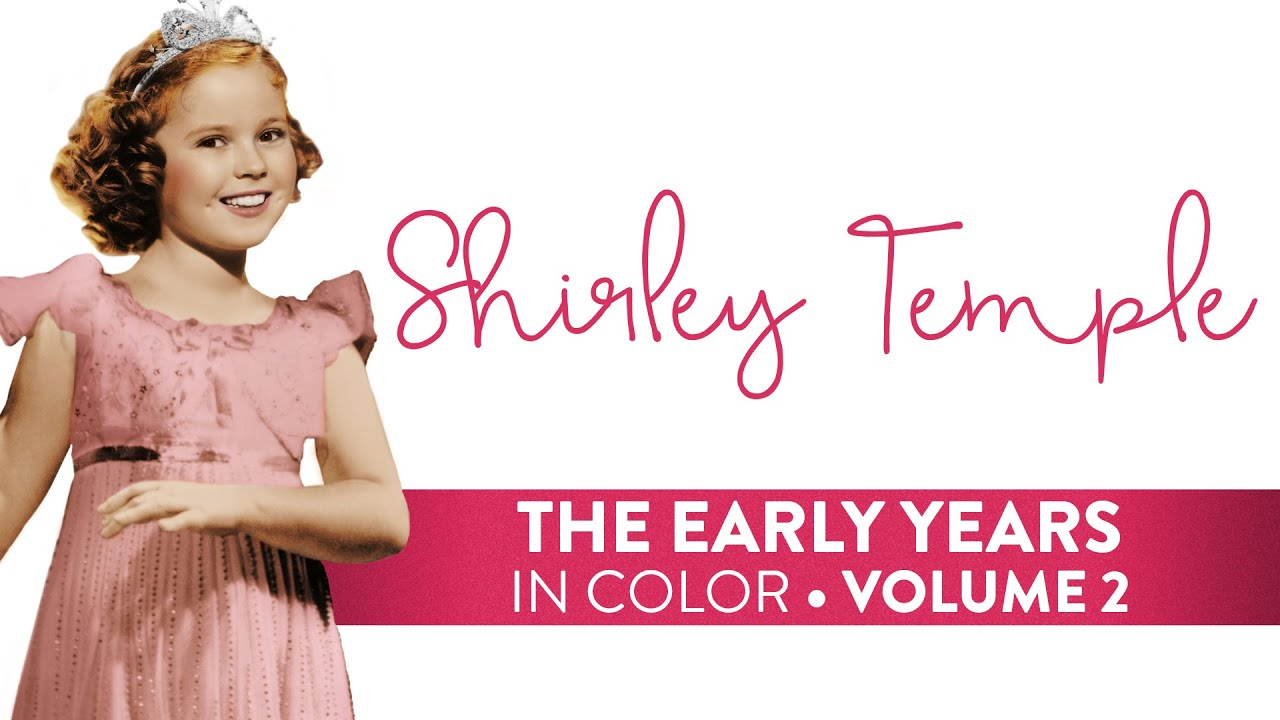 Shirley Temple Early Years Volume 2 (In Color) Movie Trailer   FlixHouse