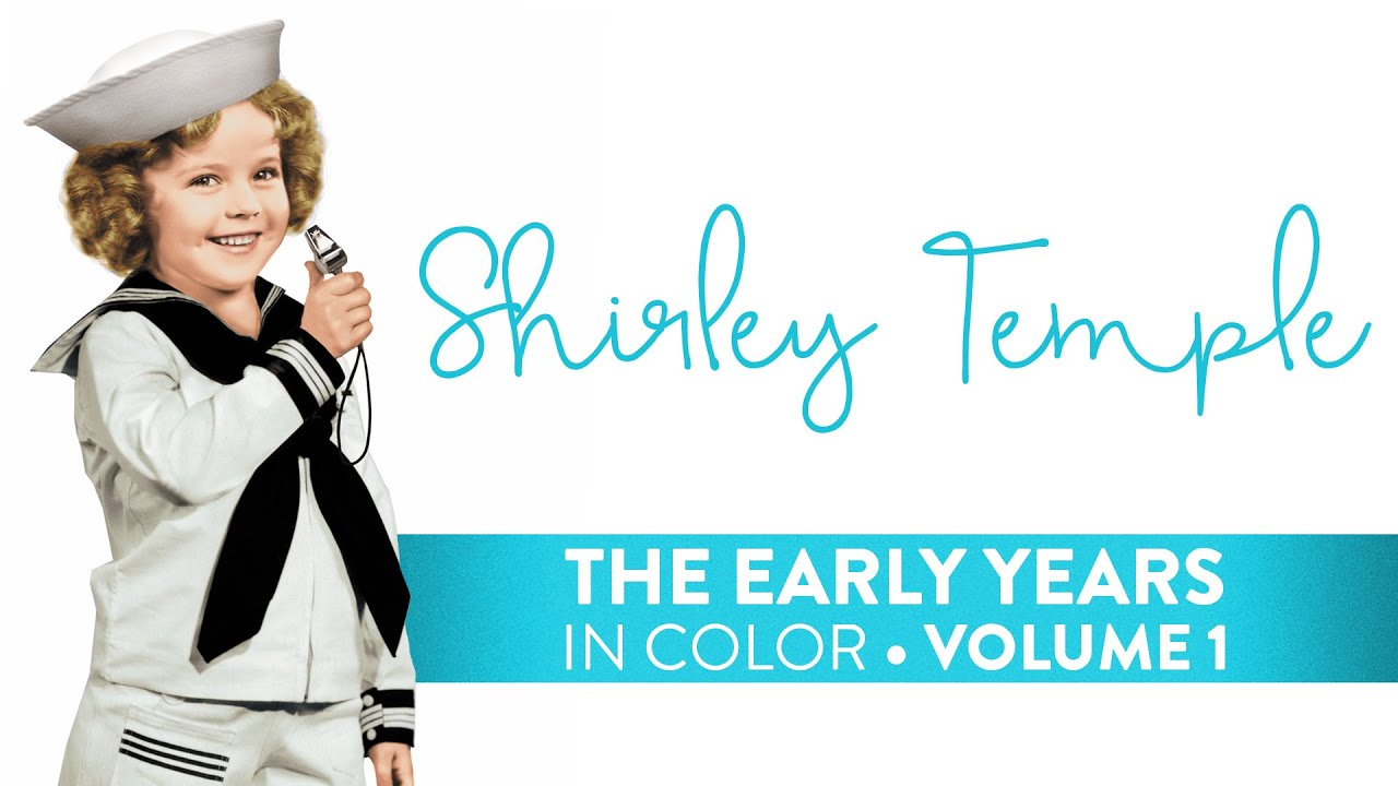 Shirley Temple Early Years Volume 1 (In Color) Movie Trailer | FlixHouse
