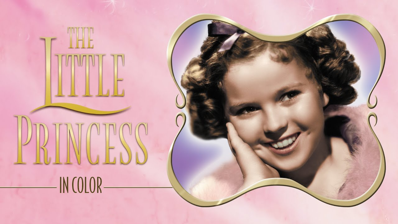 Shirley Temple The Little Princess in Color Movie Trailer   FlixHouse