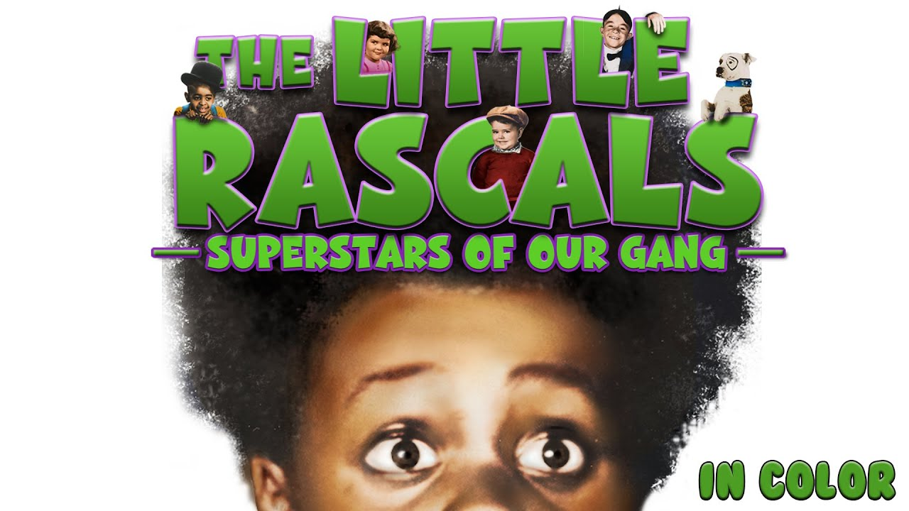 The Little Rascals in Color Trailer   FlixHouse