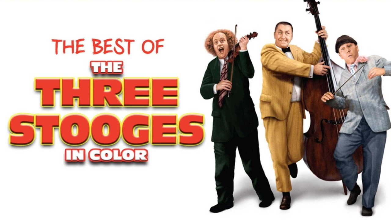 The Three Stooges (In Color) Movie Trailer | FlixHouse