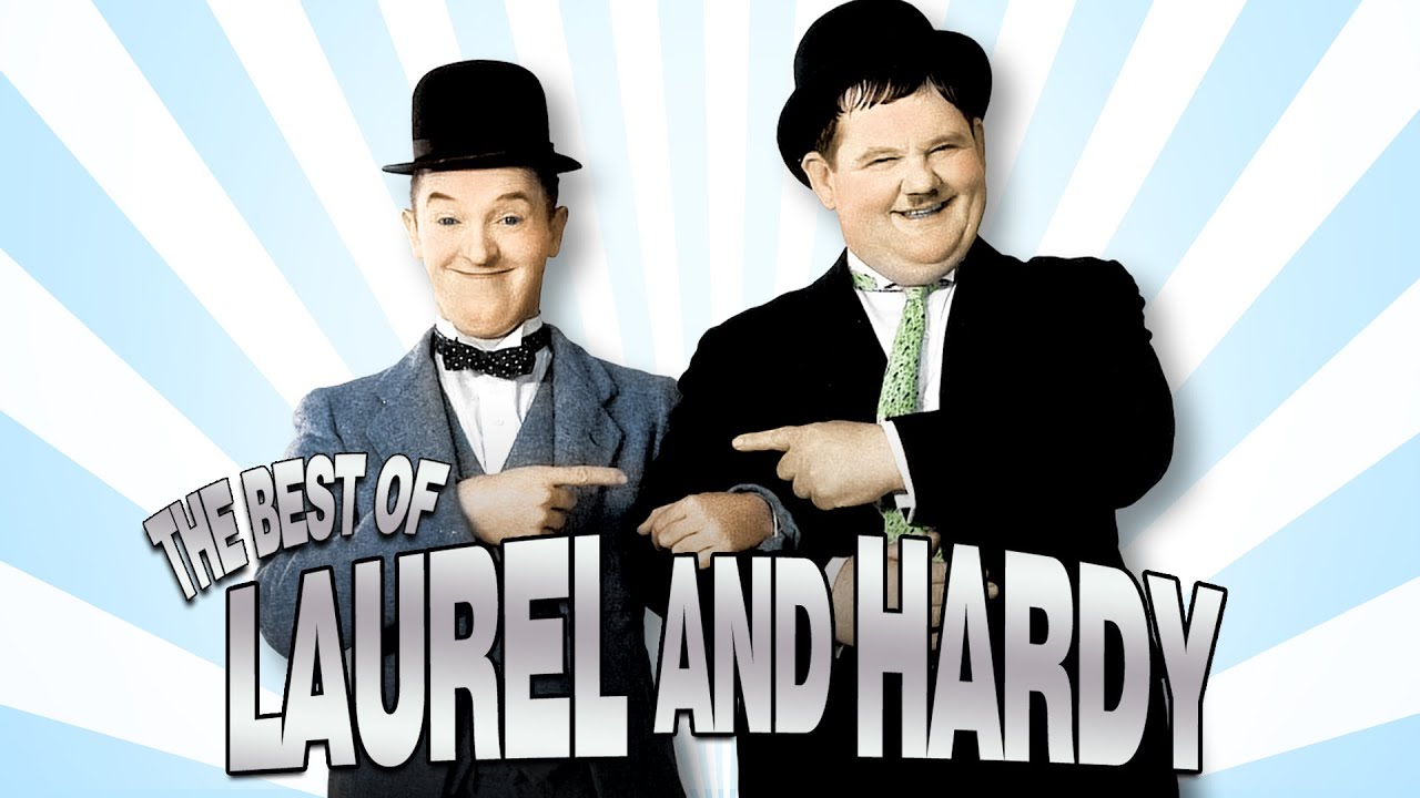 The Best of Laurel and Hardy (In Color) Movie Trailer | FlixHouse