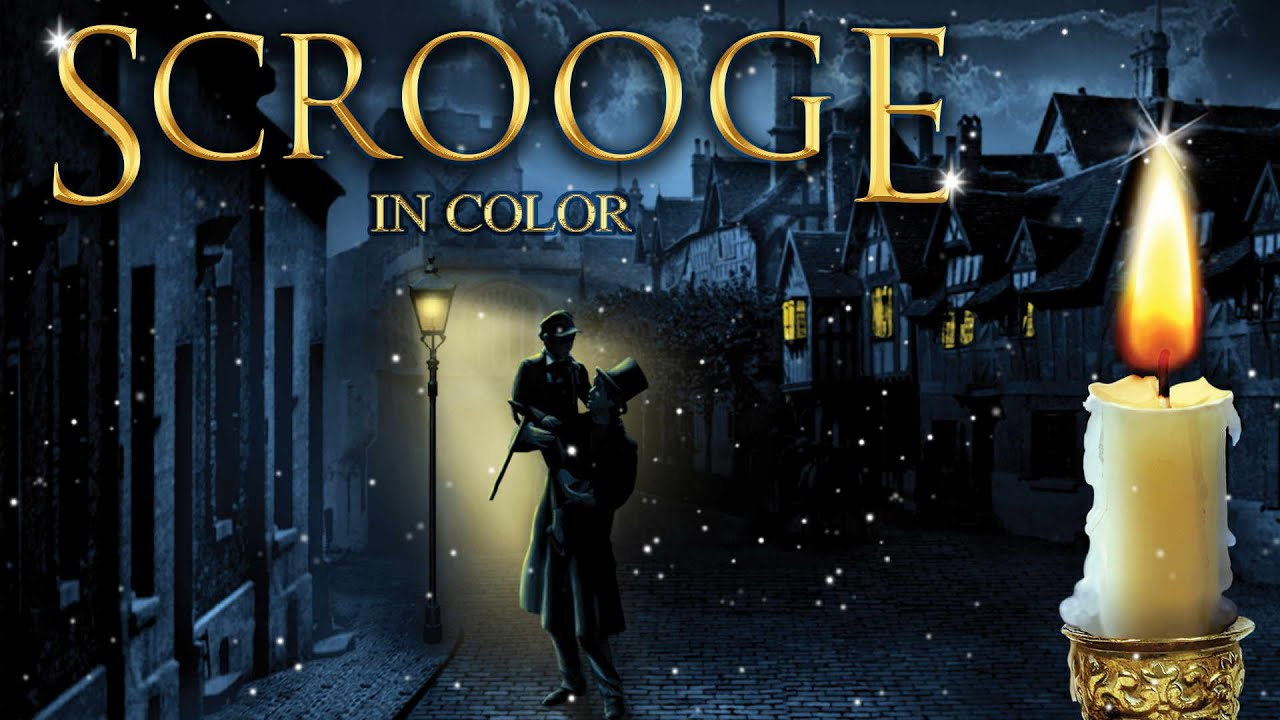 Scrooge (In Color) Movie Trailer | FlixHouse