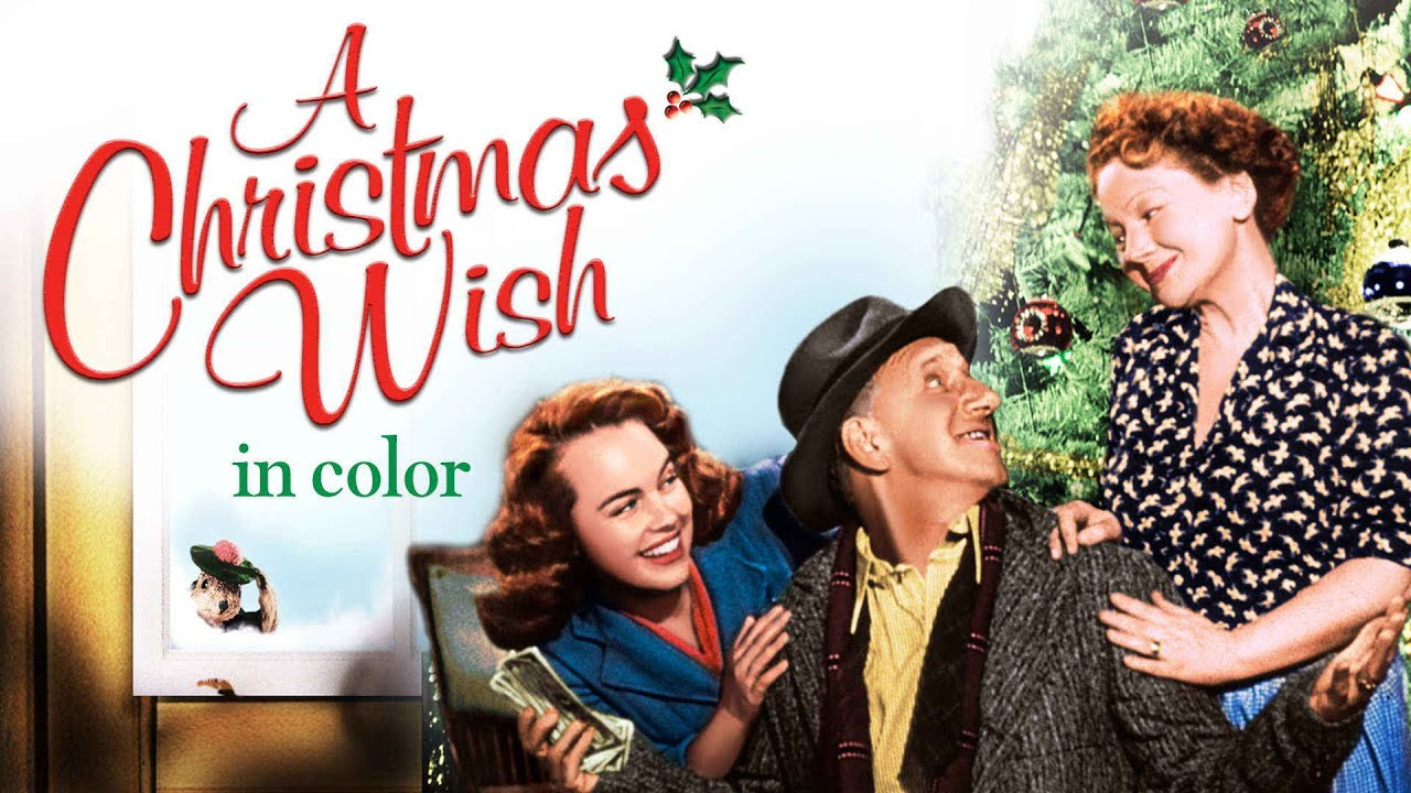 A Christmas Wish (in Color) Movie Trailer | FlixHouse