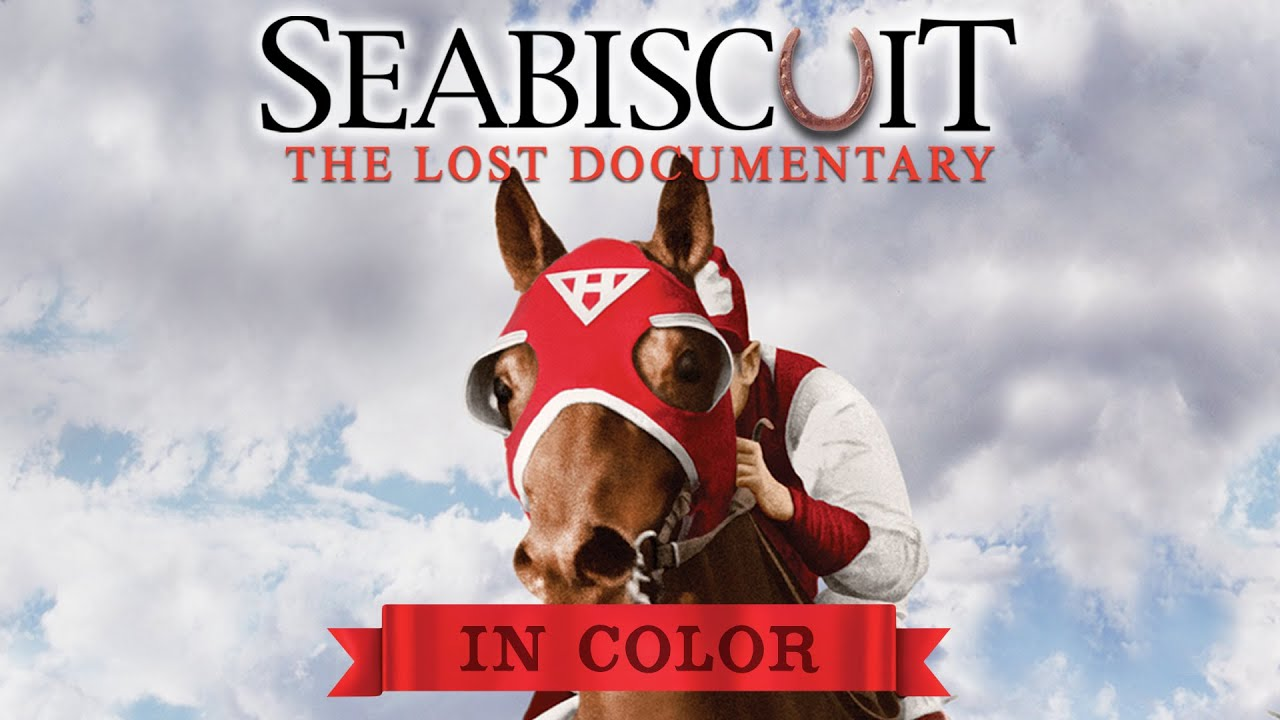Seabiscuit The Lost Documentary (in Color) Trailer | FlixHouse