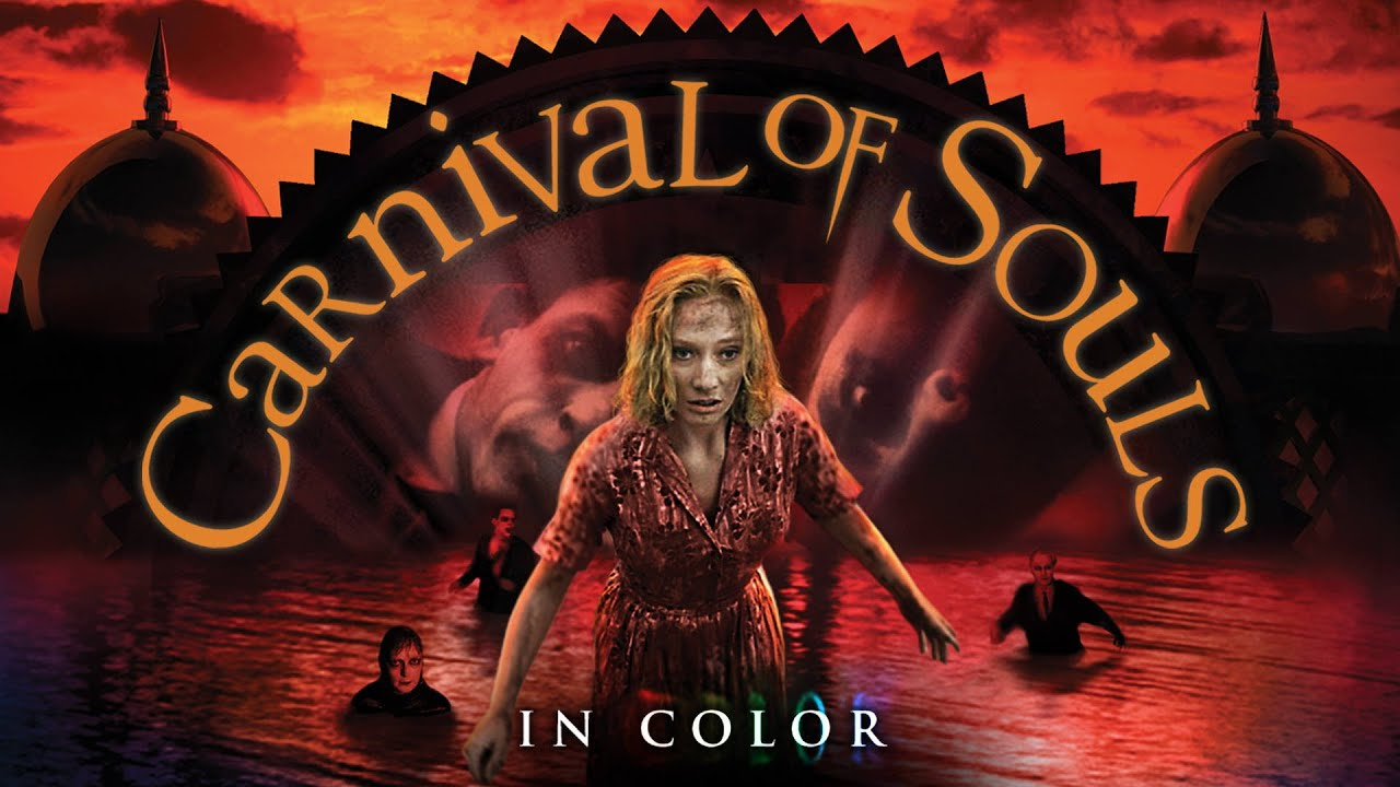 Carnival Of Souls (in Color) Movie Trailer | FlixHouse