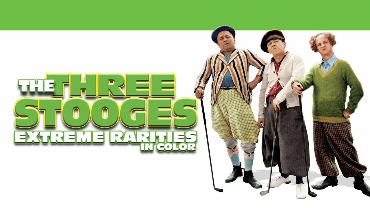 Three Stooges: Extreme Rarities (In Color) Movie Trailer | FlixHouse