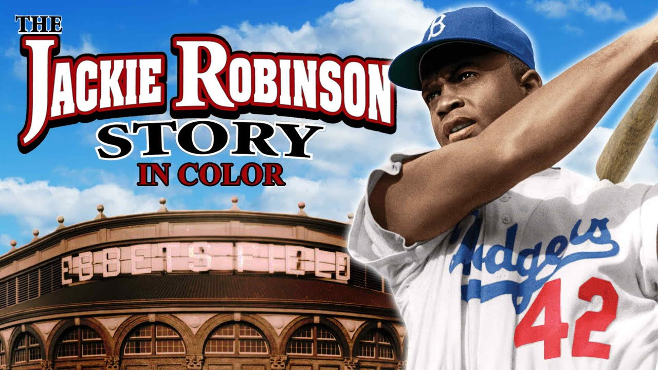 The Jackie Robinson Story - Restored and in Color! Movie Trailer | FlixHouse