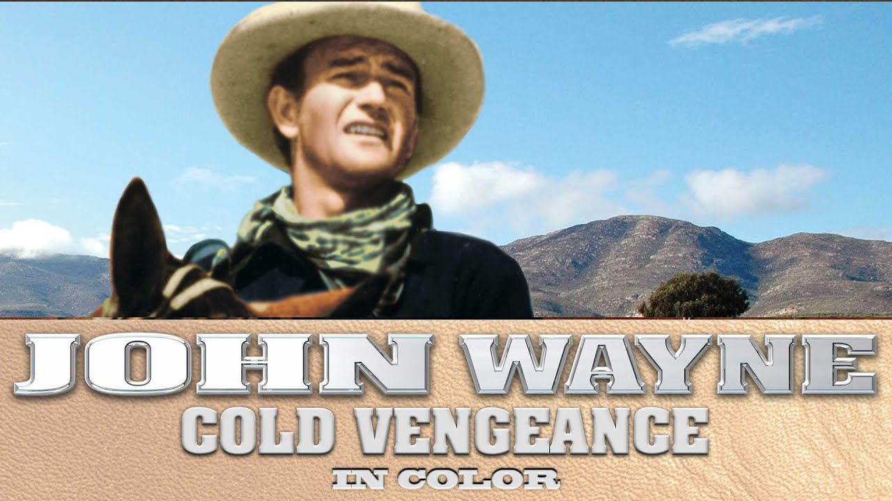 John Wayne: Cold Vengeance (in Color) Movie Trailer | FlixHouse