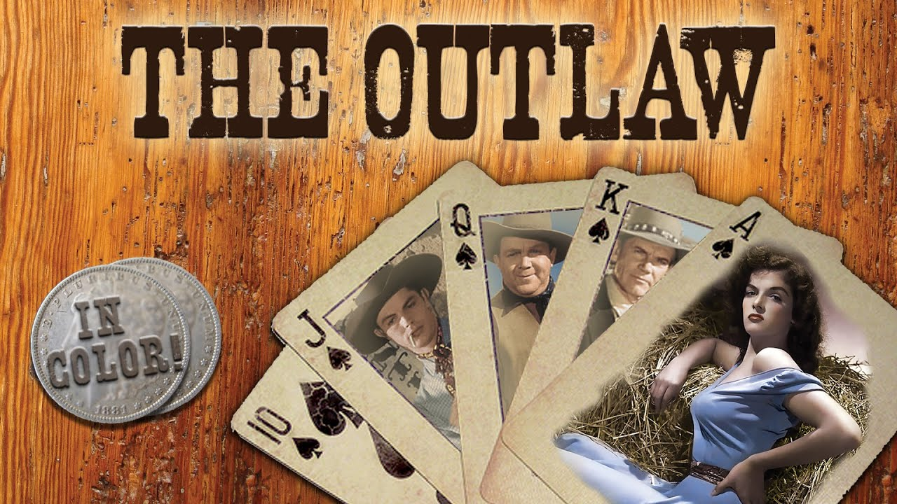 The Outlaw (in Color) Movie Trailer | FlixHouse
