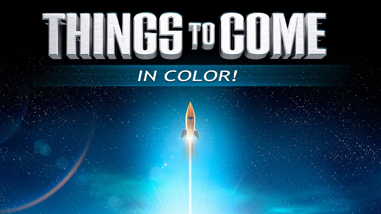 Things To Come (in Color) Movie Trailer | FlixHouse