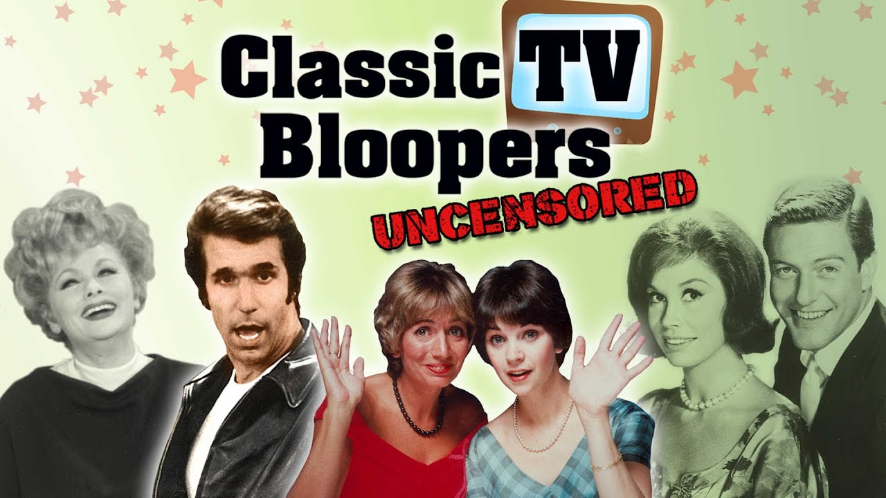 Classic TV Bloopers: Uncensored - Trailer | FlixHouse