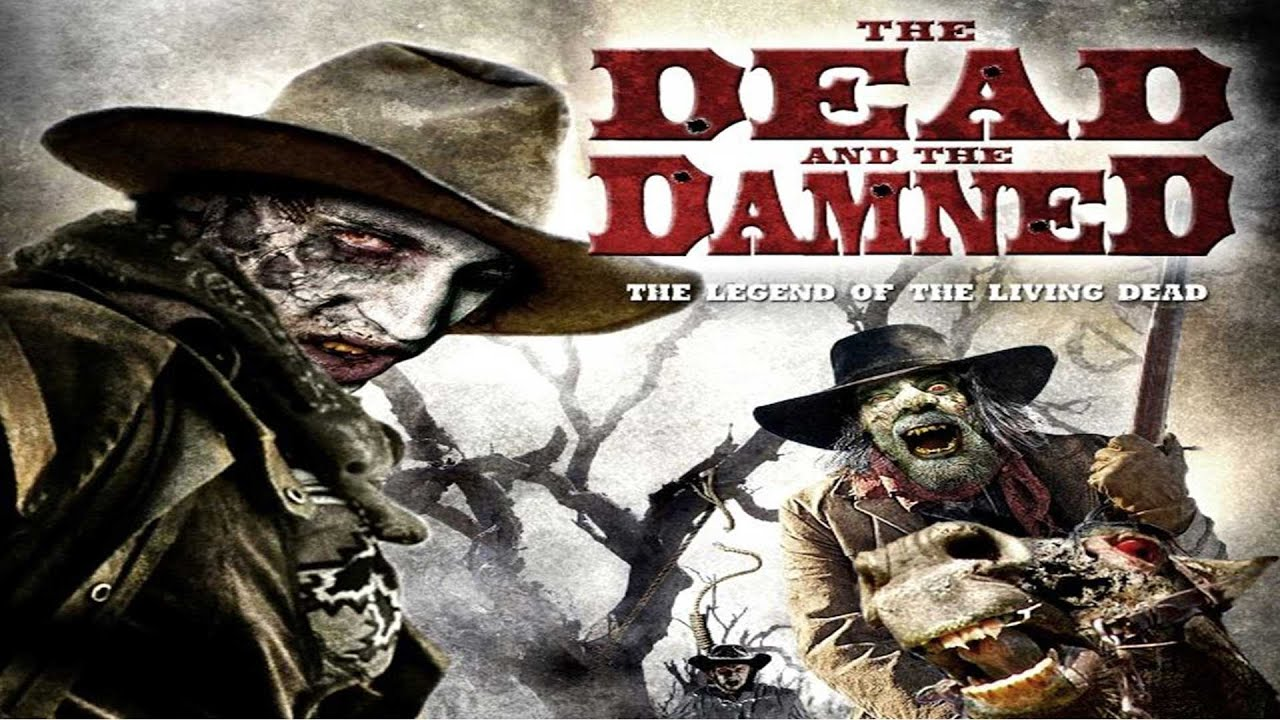The Dead and the Damned Movie Trailer | FlixHouse