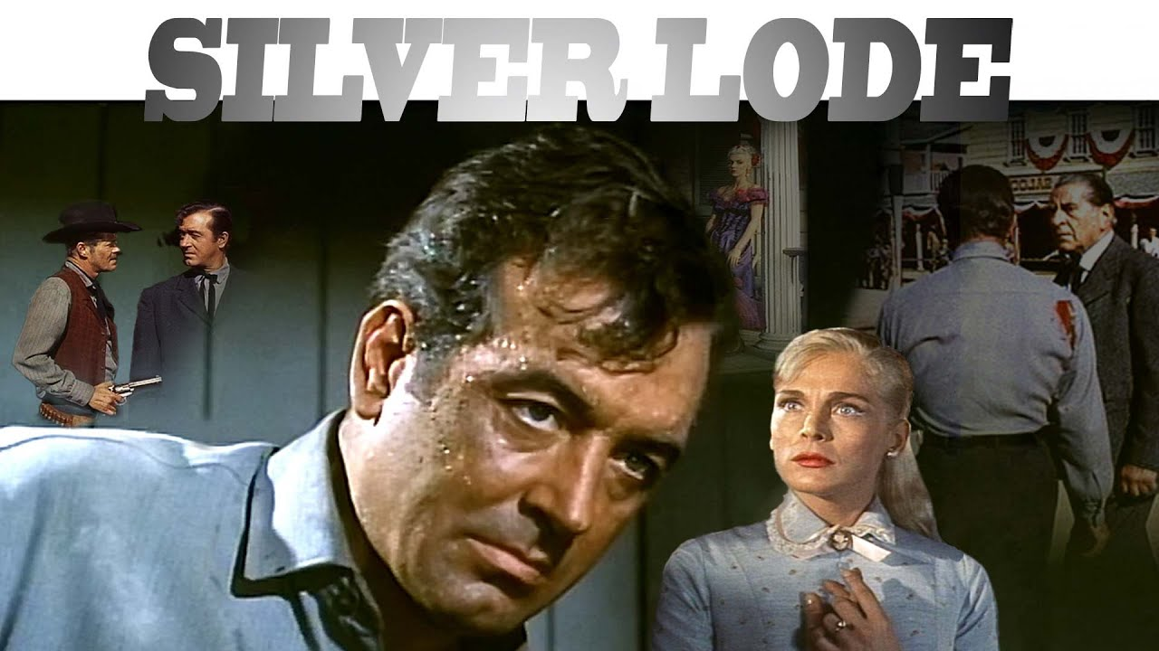 Silver Lode Full Movie   Official Trailer   FlixHouse