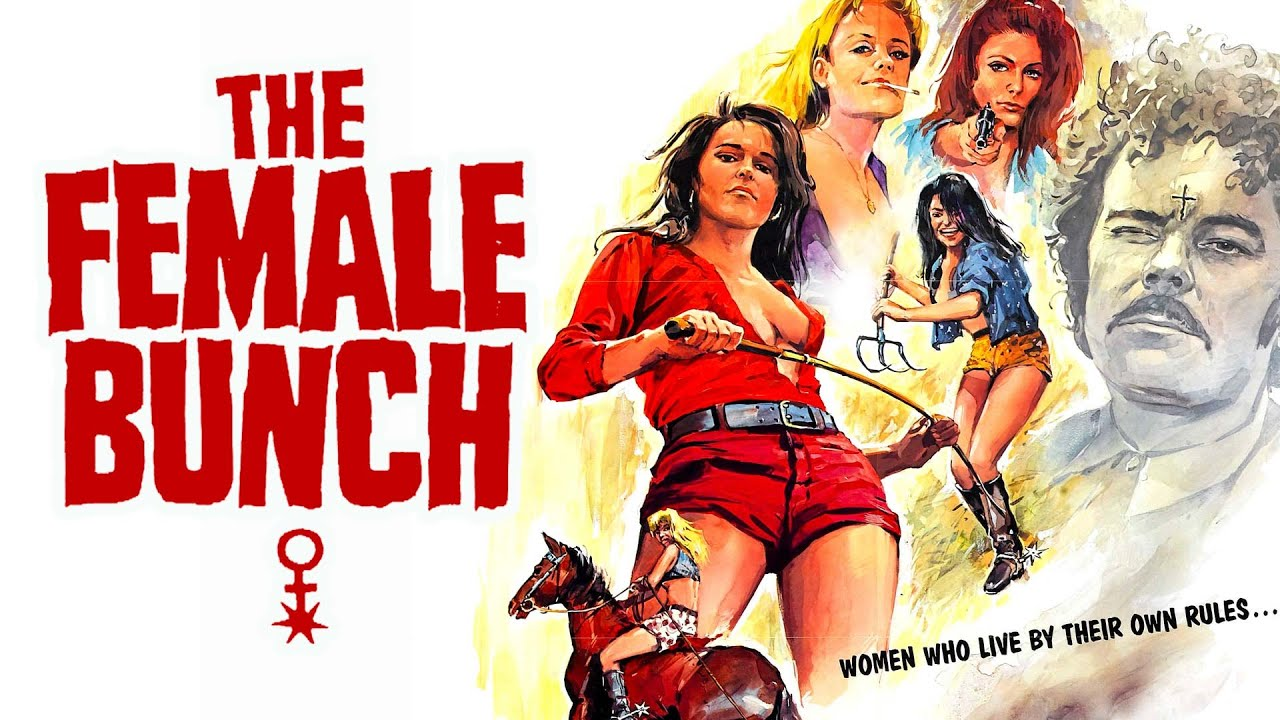 The Female Bunch Full Movie | Official Trailer | FlixHouse