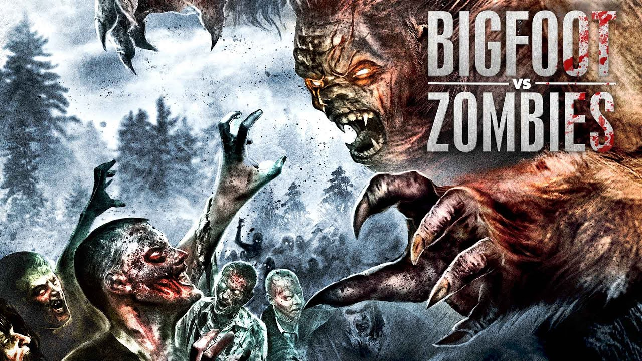 Bigfoot Vs. Zombies Full Movie | Official Trailer | FlixHouse