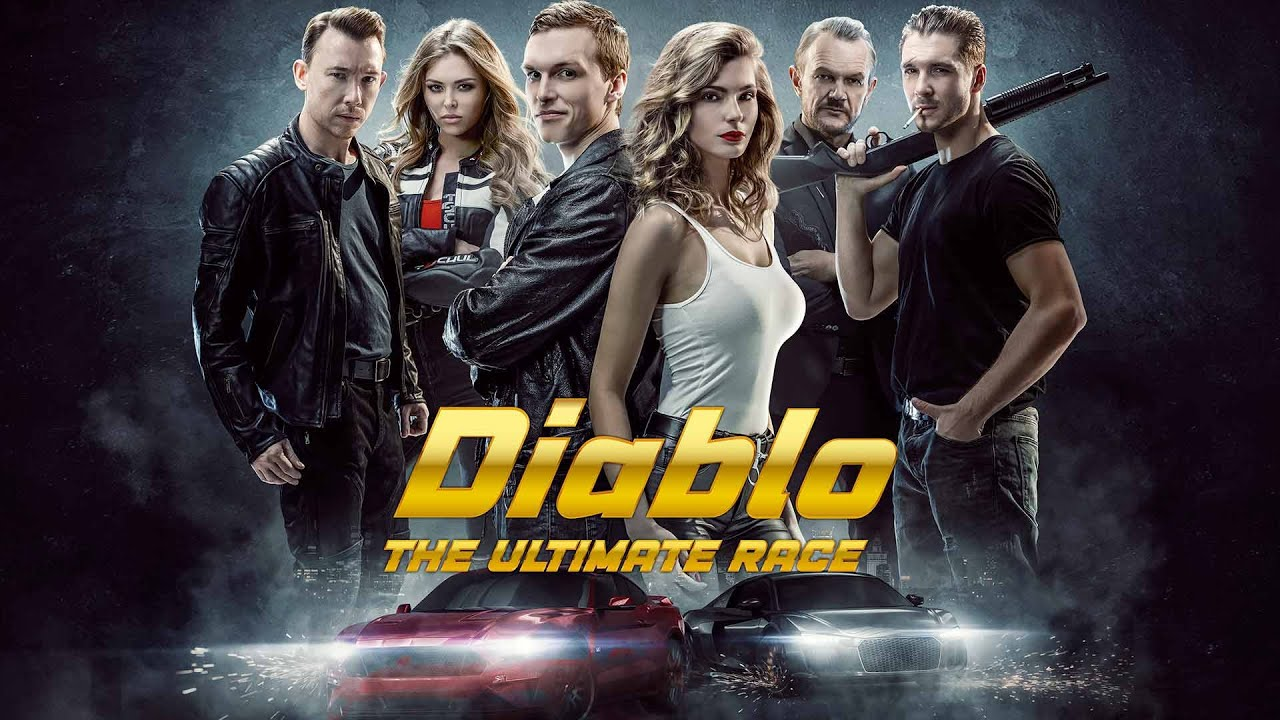 Diablo: The Ultimate Race Full Movie | Official Trailer | FlixHouse